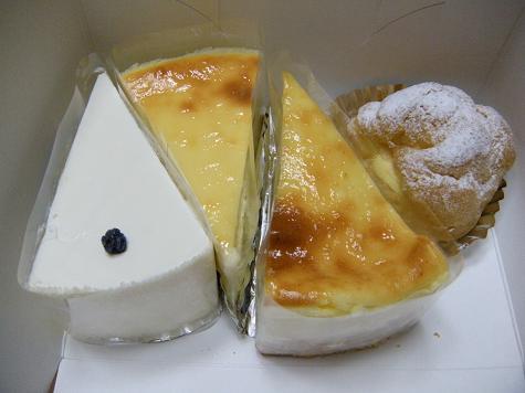 欧風菓子 カマンベール