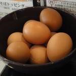 19031095 - 生卵は取り放題