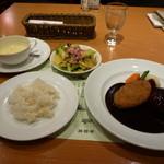 レストラン 西櫻亭 京都店 - チョイスセット