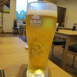 kitchen atelier puzzle - ノンアルコールビール(350円)