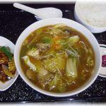19032862 - 麺セット ちゃんぽん ¥900