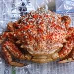 西海屋長兵衛 - 料理写真:トゲクリガニ480円