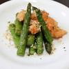酒菜や 菜っぱ - 料理写真:アスパラと海老の塩炒めです。