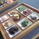 ザ ワン シング - 料理写真:朝食プレート
