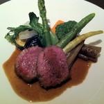 レストランJ - 仔牛ロース肉の低温ロースト