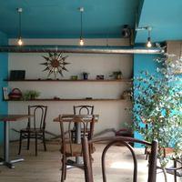 イダキ カフェ - オーストラリアの広大な大地、開放感をイメージ♪