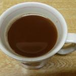 錦乃 - サービスのブレンドコーヒー