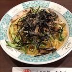 19041406 - 中華のサカイ みその橋店の焼豚冷麺大950円(13.05)