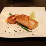 フォルトゥーナ - 【ディナー】帆立とズワイガニの生ハム巻