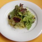 カフェコルソマルケ38 - サラダ
