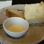 ザ シティ ベーカリー ブラッスリー ルービン - 焼き立てパン!フォカッチャとカンパーニュ