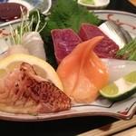 名登利寿司 - 盛り合わせ