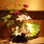 花びし - 店内写真