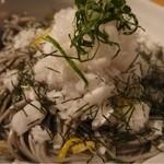 19046955 - 鬼おろし蕎麦