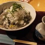 19046965 - 鬼おろし蕎麦