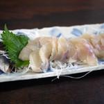 ふくらい家笑福 - 岩魚のお造り~☆