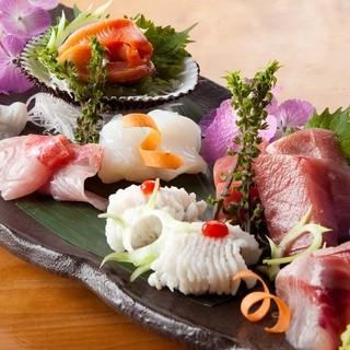 各地から取り寄せる【旬の味・鮮魚】