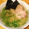 観味酒音 観成 - 料理写真:塩ラーメン 2013年5月