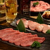 炭火焼肉酒房 あぶり - 料理写真:黒毛和牛上カルビと厚切り上タン塩