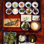 観光旅館 三頭山荘 - 鶯セット