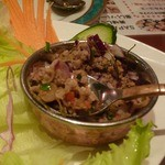 Asian Kitchen Sapana - ピリッと辛くておいし!