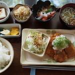 爽健美食 心菜 - 料理写真:日替わりランチ