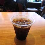 Paper Back Cafe - アイスコーヒー・S