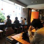 Paper Back Cafe - カフェスペース
