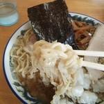 19051844 - 中華そば 麺