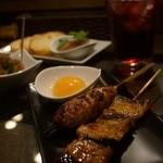焼鳥 Ajito - 焼鳥とワイ、、とバル料理
