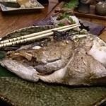 茅ヶ崎 海ぶね - すずきのお頭