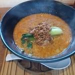 担々麺 錦城 - 担々麺
