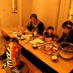 炭火焼肉 炙季 - お子様連れのママ会にも人気ですョ♪