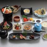 お食事処 前田 - 料理写真:会席…「4,200円」