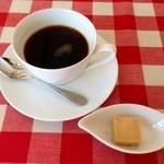 19060501 - コーヒーと焼き菓子