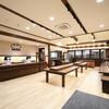 PanoPano - 内観写真:広い売り場でゆっくりお買い物ができます。