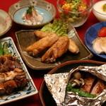 鳥長 - コース料理も人気です