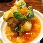 金山魚市場ぴち天 - 美味しい天ぷらです