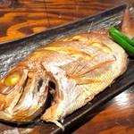金山魚市場ぴち天 - 丸ごと1本煮魚