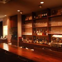 Barコーナー(カウンター)
