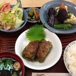 三松 - 料理写真:おまかせランチ 500円
