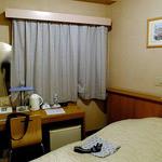センダンヤ - シングルの客室