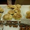 リトルマーメイド - 料理写真:メロンパンとピーナッツフランス