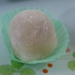 住吉団子本舗 - 梅大福189円 青梅の甘露煮と白あんを求肥で包んだもの