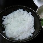 美彩や - 白い御飯が美味しい♪これはポイント高い!