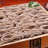 Sobadokorokadoya - 料理写真:角弥名物『へぎそば』 写真は三人前です。