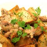 ピープル アンド シングス バイ ショーパーティ - チキンとナチュラルポテトの香草焼き