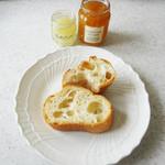 ラベイユ - ハチミツで朝食〜♬