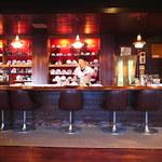 コーヒーハウス ブリッヂ - マジレトロな店内
