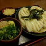 讃岐麺房 すずめ - ざるうどん大630円